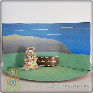 Woman at the well (John 4) | Craft 1
