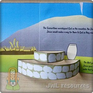 Woman at the well (John 4) | Craft 2