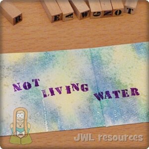 Woman at the well (John 4) | Craft 3