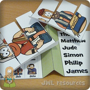 Little James (Luke 6) | Make