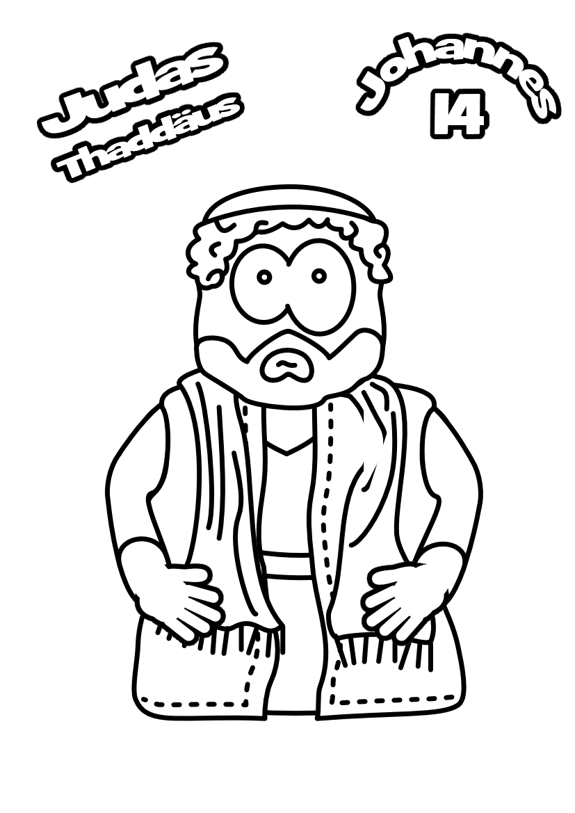 57-Colouring-page German