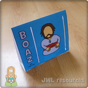 Boaz (Ruth 4) | Make 1