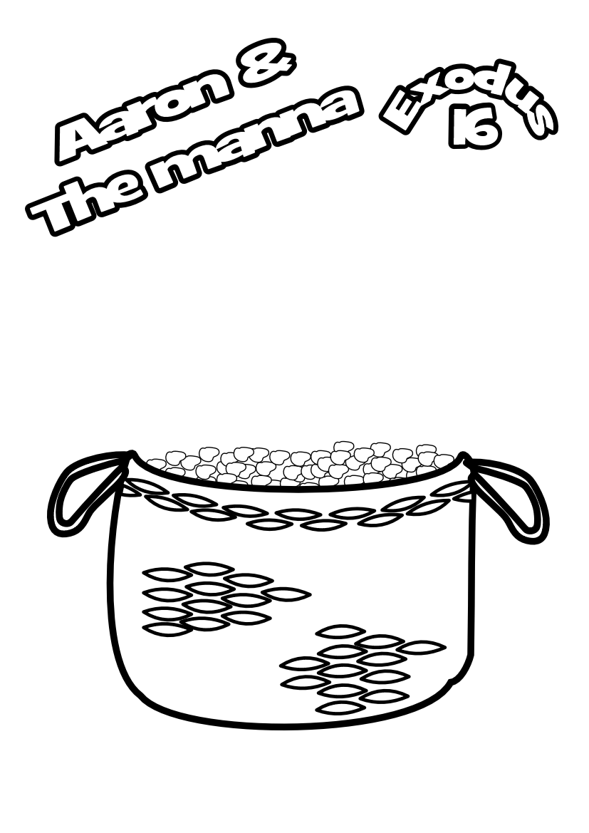 85-Colouring-page-Manna
