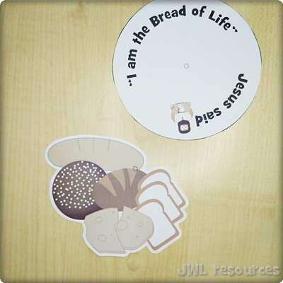 Bread of Life (Matthew 14)  | Craft 2