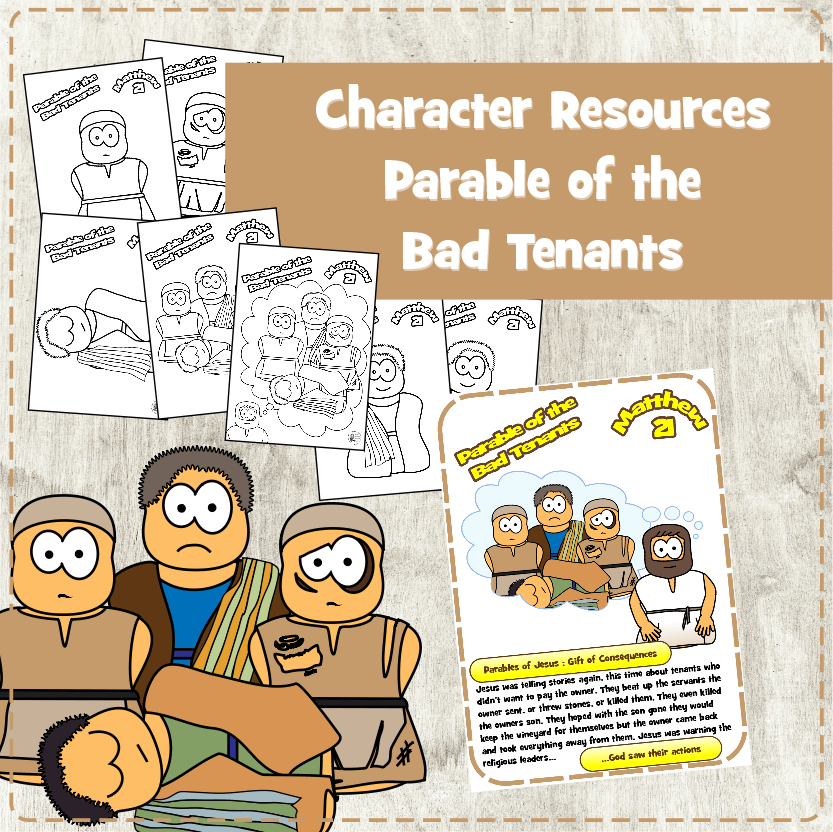 Parable of the Bad Tenants (Matthew 21)