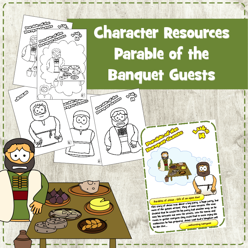 Parable of the Banquet Guests (Luke 14)