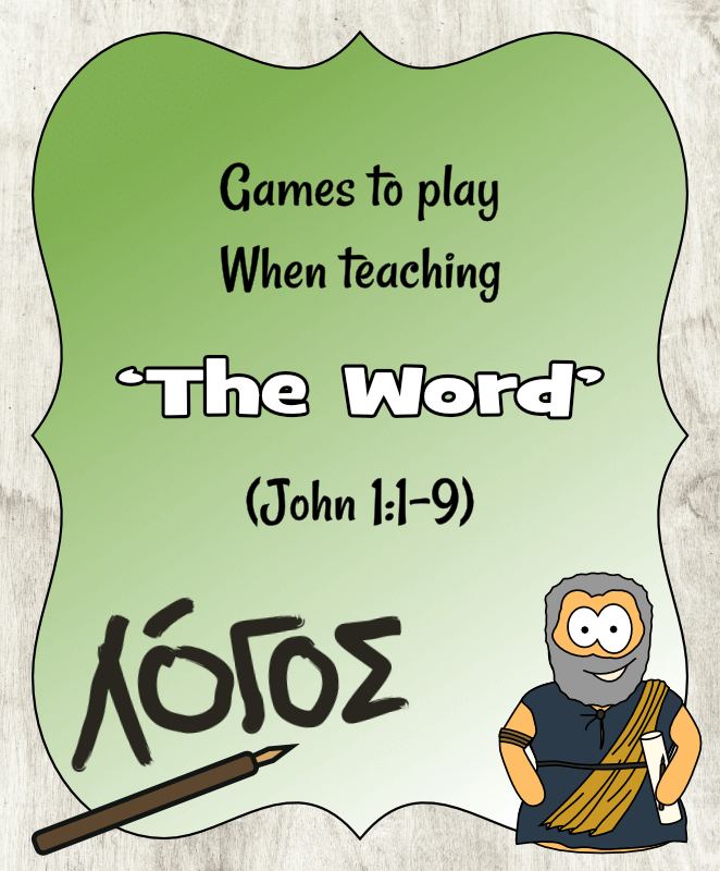 The Word (John 1) | Games