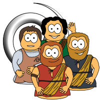 First 4 disciples (Mark 1) | Games