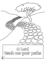 112-Psalm25-colouring2