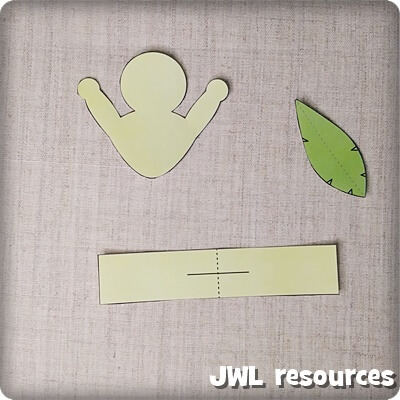 Psalm 118 + Palm Sunday | Craft 1
