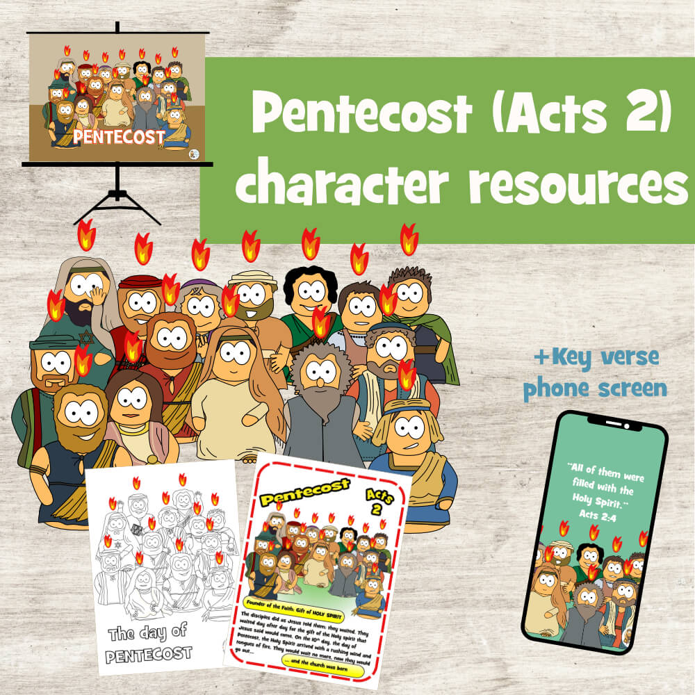 Pent (Acts 1)