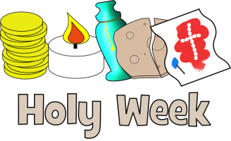 Holy Week Top